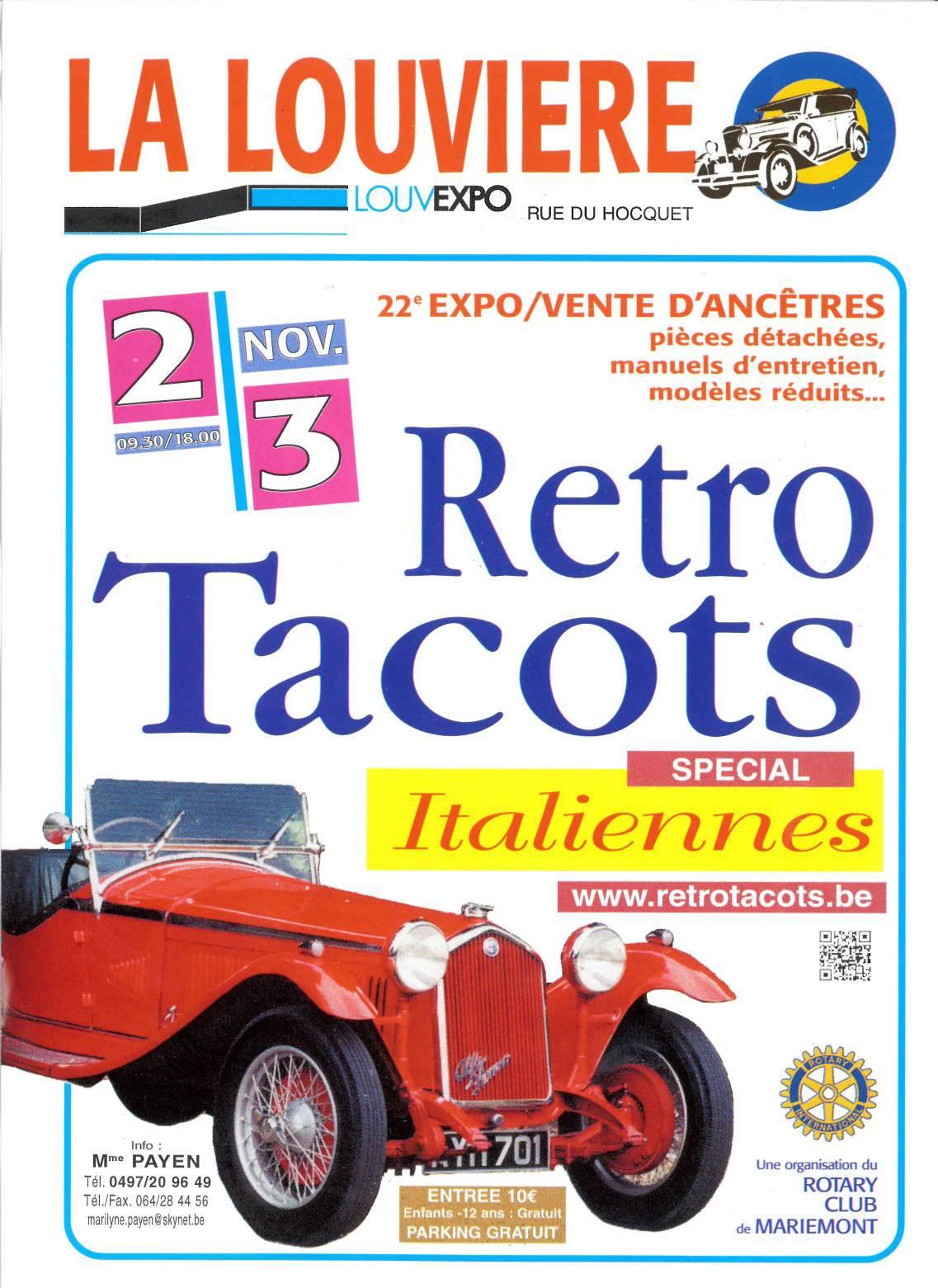 Retro Tacots