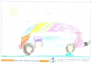 EUROCONTROL Family day 2013 - ACE drawing contest - Drawing 26